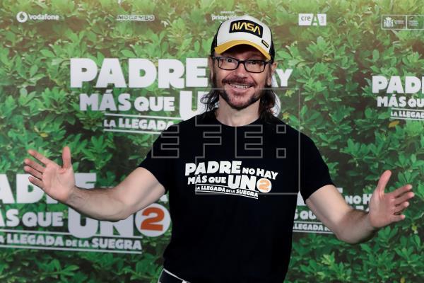 Santiago Segura estrena para contribuir a que la sociedad supere la COVID-19