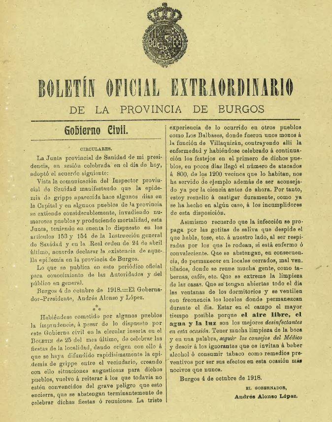 Savez-vous ce qu'ils ont recommandé il y a un siècle pour lutter contre la pire pandémie de l'histoire?