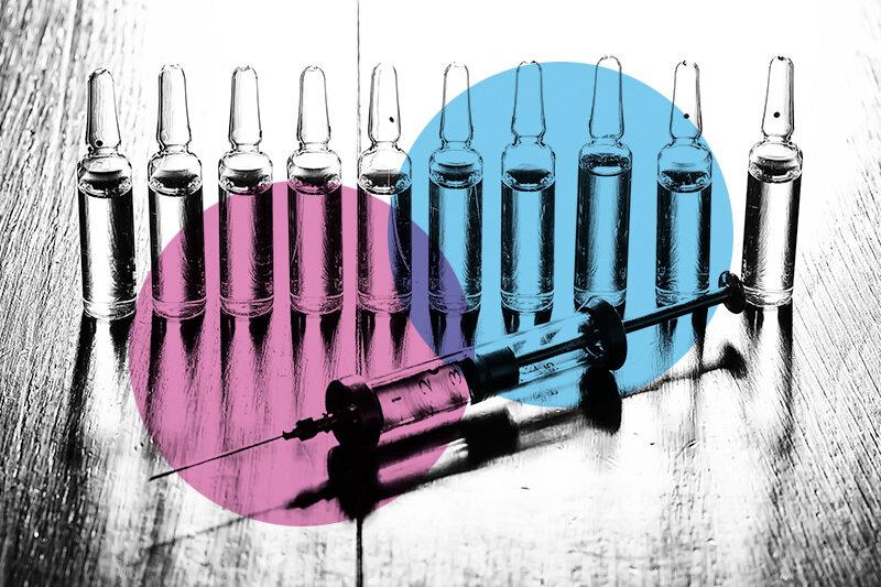 Se rendre à un vaccin COVID-19 aussi rapidement et en toute sécurité que possible
