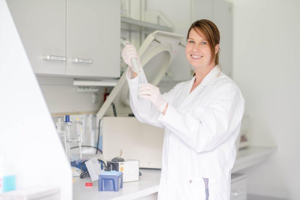 Test rapide pour la détermination des anticorps contre Sars-Cov-2