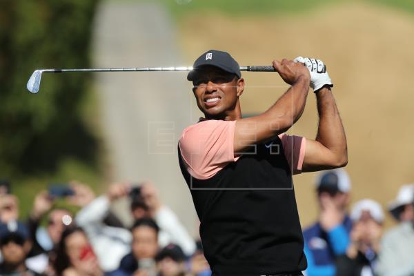 Tiger Woods no jugará el Campeonato Mundial de Golf