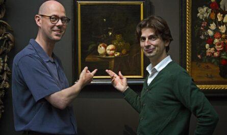 Un biologiste et un historien recherchent de l'art pour retracer l'évolution des fruits et légumes