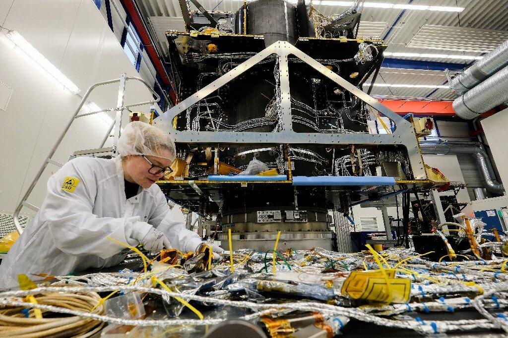 Un fabricant de satellites allemand de poche vise des étoiles