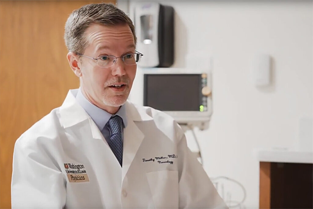 Un médicament expérimental promet très tôt contre une forme héréditaire de la SLA, selon un essai