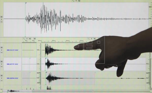 Un seísmo de magnitud 6,9 golpea la región oriental de Papúa Nueva Guinea