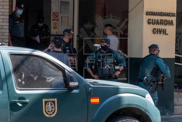 Un total de 15 detenidos hoy en operación antidroga desarrollada en Huelva