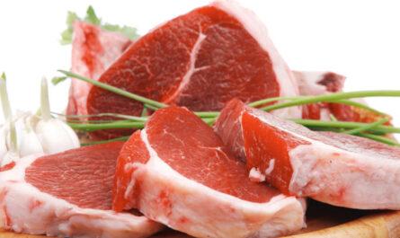 Une étude révèle que les artères endommagées par la viande rouge
