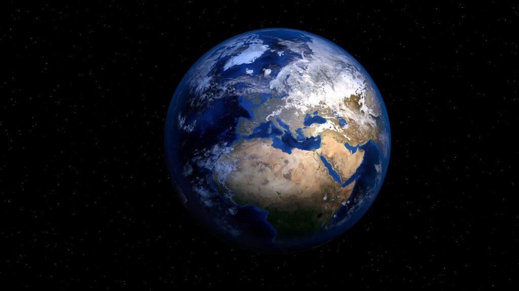Une plongée dans la lumière du soleil peut avoir déclenché `` Snowball Earths ''