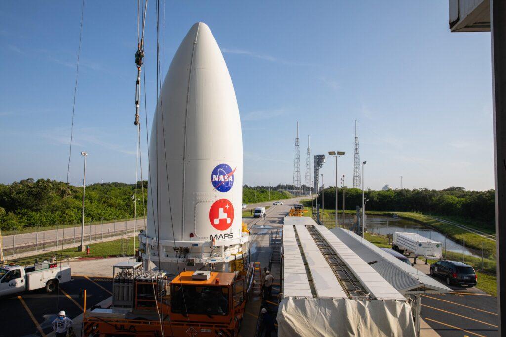Vaisseau spatial à destination de Mars rencontrant des problèmes techniques: la NASA