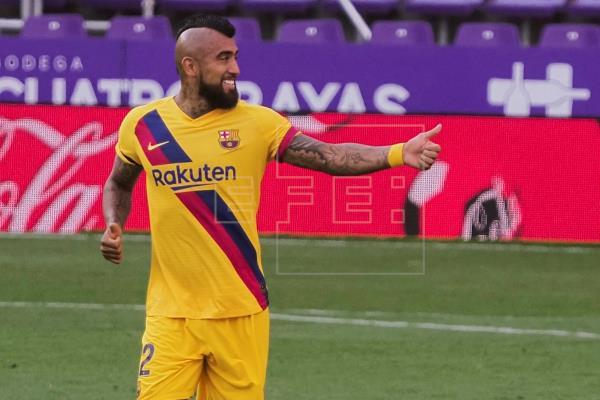 Vidal suppose que la ligue ne dépend pas d'eux mais ils continueront de se battre    Réseaux sociaux sportifs