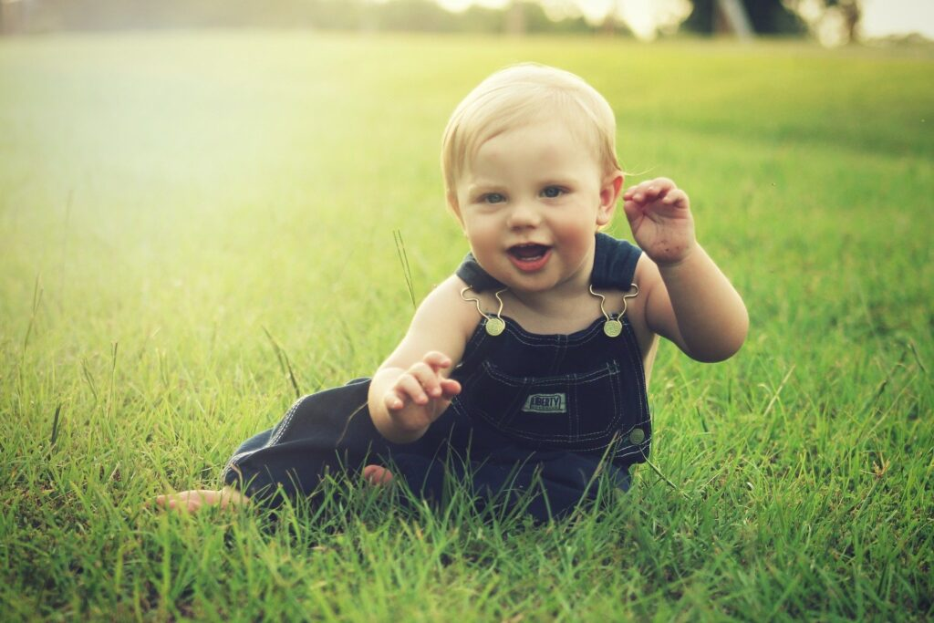 Vivre à proximité d'espaces verts profite aux bactéries intestinales des nourrissons urbains nourris au lait maternisé