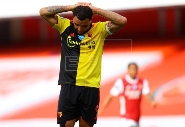 Watford à terre en tombant avec Arsenal |  Réseaux sociaux sportifs