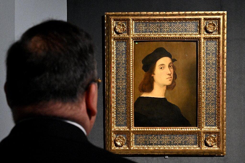 effusion de sang mortelle pour Raphael, selon une étude