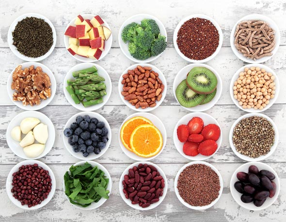 aliments qui soignent