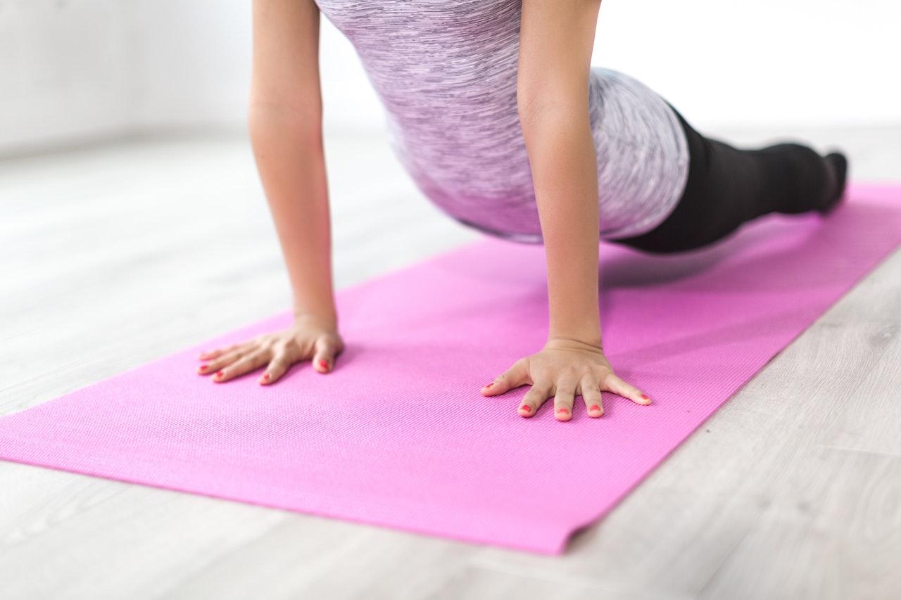 choisir tapis yoga